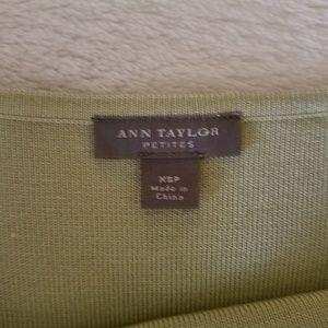 Ann Taylor Tops - Ann Taylor Petites tank top